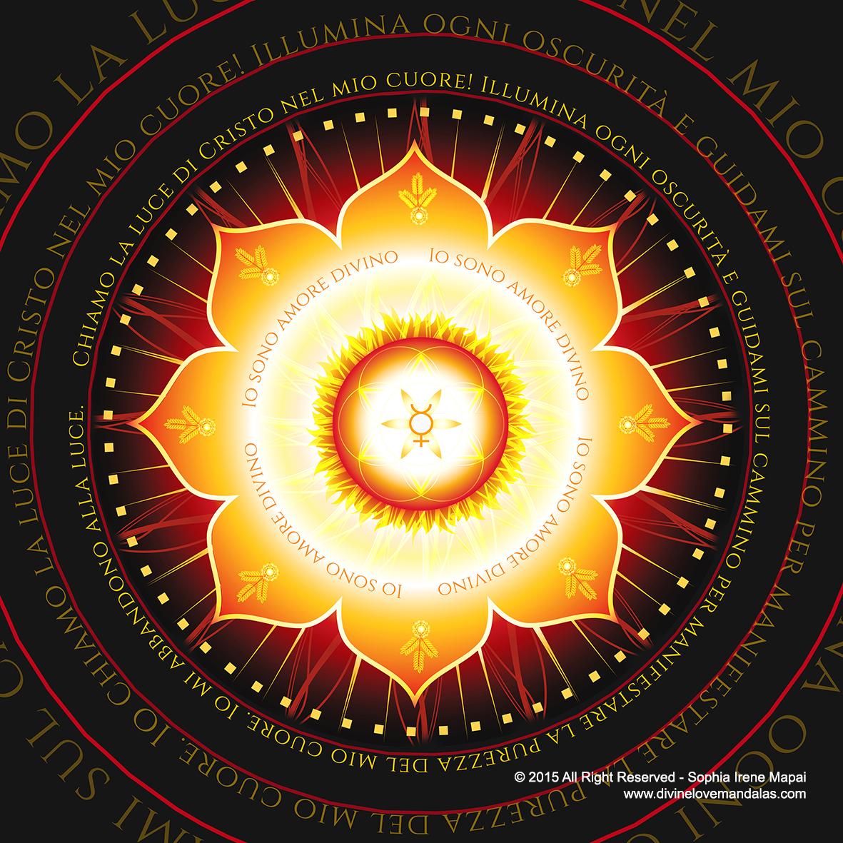 Divine Love Mandalas