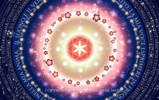 suono geometria linguaggio della Luce